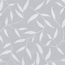 Рулонные шторы Batik. Тканевые ролеты Батик Белый, 37.5