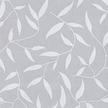 Рулонные шторы Batik. Тканевые ролеты Батик Белый, 40