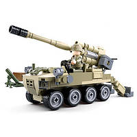 "Конструктор SLUBAN M38-B0751 ""Model Bricks"", 159 дет."