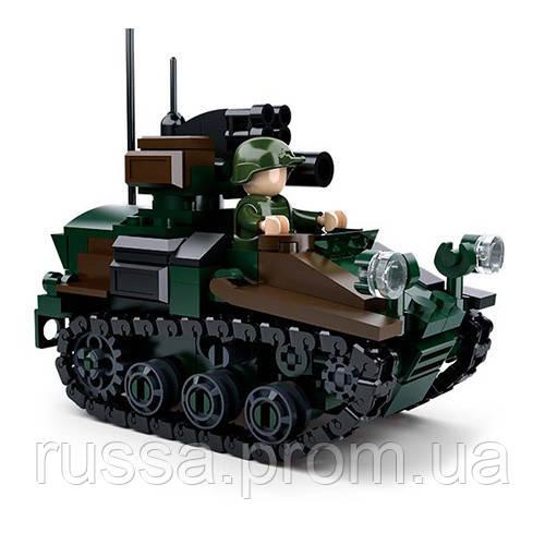 "Конструктор SLUBAN M38-B0750 ""Model Bricks"", 245 дет."