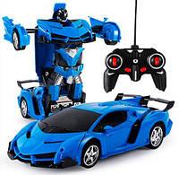 Машинка робот-трансформер, фото 1