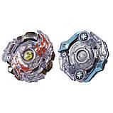Набор Бейблейдов Сартр С2 и Одакс О2 Beyblade Burst Evolution Dual Pack Surtr S2 and Odax O2 Hasbro Суртр, фото 2