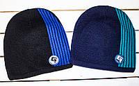 Зимова молодіжна шапка р-50-52