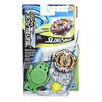 Бейблейд Турбо 4 сезон Император Геркулес Г4 Beyblade Burst Turbo Slingshock Hercules H4 Оригинал Hasbro