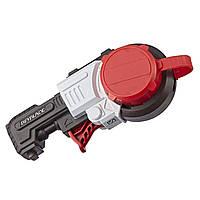 Бейблейд Турбо 4 сезон Двойная пусковая установка для бейблейд Beyblade Turbo Slingshock Launcher Hasbro