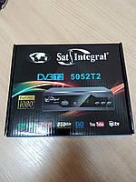 Sat-Integral 5052 T2 цифровой эфирный ресивер DVB-T/Т2, фото 1