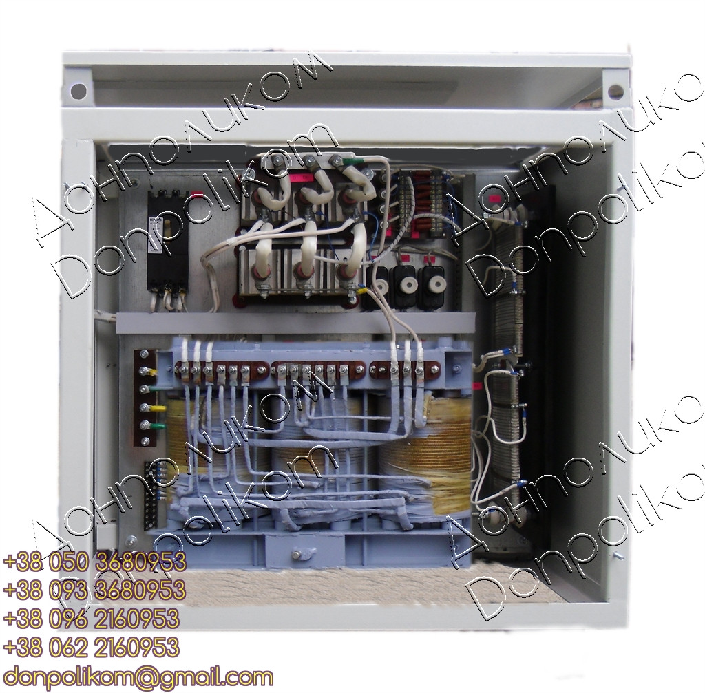 Блок питания электромагнита крановый БВК-3-Х/220