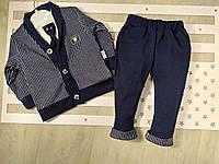 Нарядный костюм для мальчика. Джентельмен