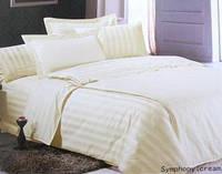 Комплект постельного белья Le Vele полуторны из жаккарда Symphony cream