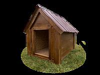 Будка для собаки Фортеця №3 средняя 930*640*830 сосна 9970628
