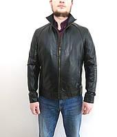 Мужская куртка Eleganza из натуральной кожи модель MÜLLER размер XL