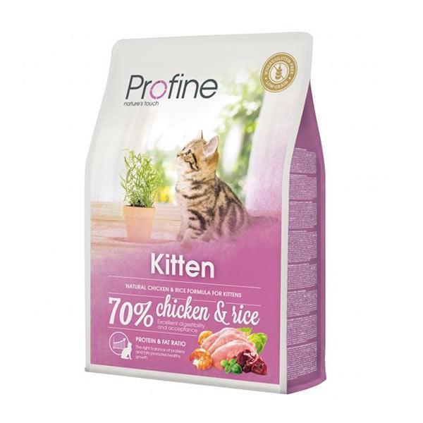 Корм для котят Profine Cat Kitten 2кг