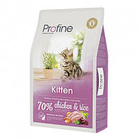 Корм для котят Profine Cat Kitten 10кг