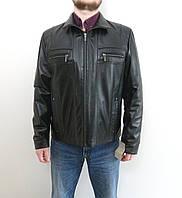 Мужская куртка Eleganza из натуральной кожи. Модель TURIN размер L