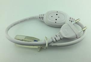 Сетевой шнур для светодиодной ленты SANAN SL 2835 220V Код.58763, фото 2