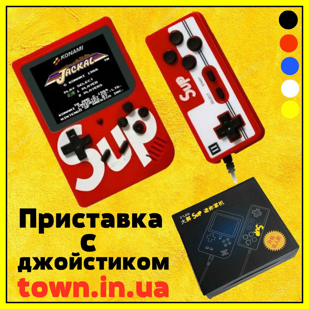 Игровая приставка с джойстиком Game Box sup 400 в 1 Консоль