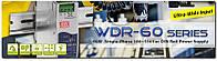 WDR-60 - Mean Well выпустил новый 3-фазный блок питания на 60Вт