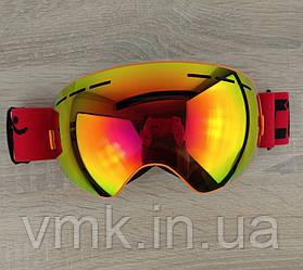 Маска лыжная, лыжные очки COPOZZ (МГ-1026)