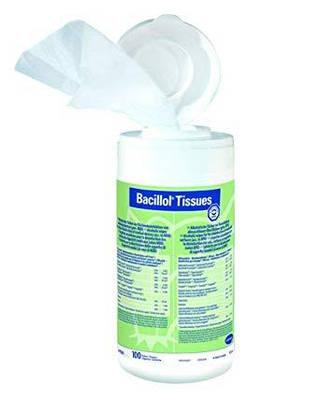 Бациллол салфетки в тубусе (100 шт)