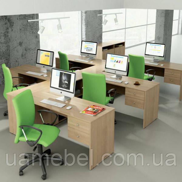 Мебель для персонала Bazis №4 (5 рабочих мест)
