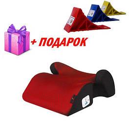 Детское автокресло бустер ( Красный )
