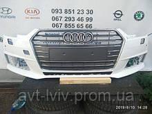 Бампер для Audi A4 B9 б\у