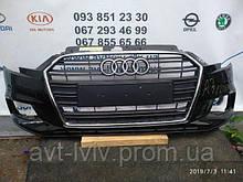 Бампер б\в Audi A3 оригінал