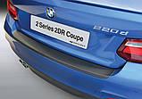 Пластиковая защитная накладка на задний бампер для BMW 3-series F34 GT 2013+, фото 2