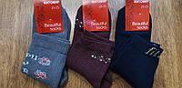 """Шкарпетки жіночі махрові """"Beautiful Soks"""" м.Житомир, 23-25, фото 1"""