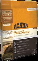 Сухой Корм Acana Wild Prairie Cat Aкана Вайлд Прерія Кет з курчам, індичкою для кішок 340 гр