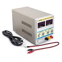 Лабораторный блок питания YIHUA 3010D, 30B, 10A цифровая индикация, 1 канал: 0-30 В, 0-10 А