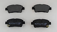 Колодки тормозные передние Geely MK/MK2/GC6 TOYOTA LIFAN BYD  D116E