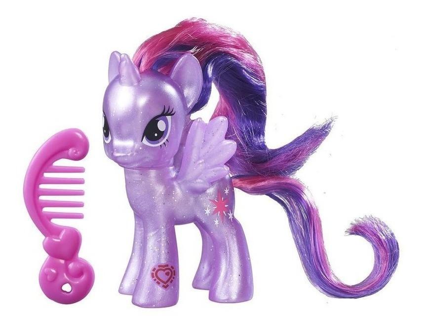 My Little Pony фігурка блискуча ПринцесаТвайлайт Спаркл  (Іскорка) Princess Twilight Sparkle