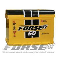 Аккумулятор Forse, 60Ач, 600А
