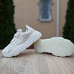 Жіночі кросівки Balenciaga (бежеві), фото 8
