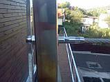 ESS нержавіючий наконечник троса, різьба права, для леєрної огорожі., фото 3