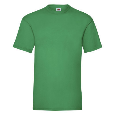 Футболка мужская летняя ярко-зеленого цвета