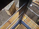 ESS нержавіючий наконечник троса, різьба права, для леєрної огорожі., фото 4