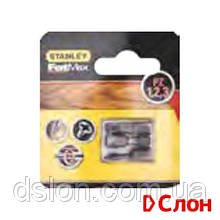 Набор бит STANLEY STA61043, Pz1, Pz2, Pz3, L = 25 мм, 3 шт, блистер