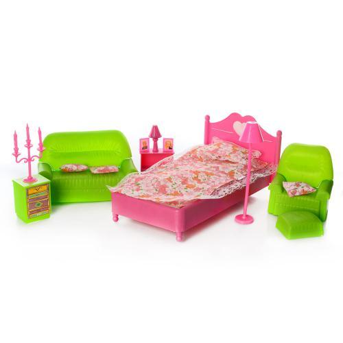 """Домик для """"Барби"""" в коробке 60-42-18 см - фото 3"""