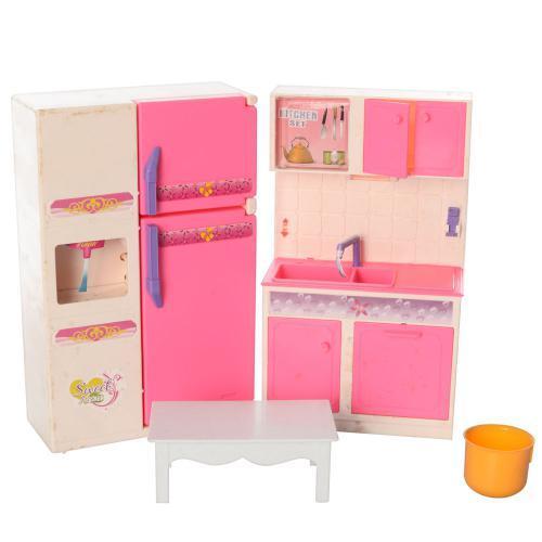 """Домик для """"Барби"""" в коробке 60-42-18 см - фото 4"""