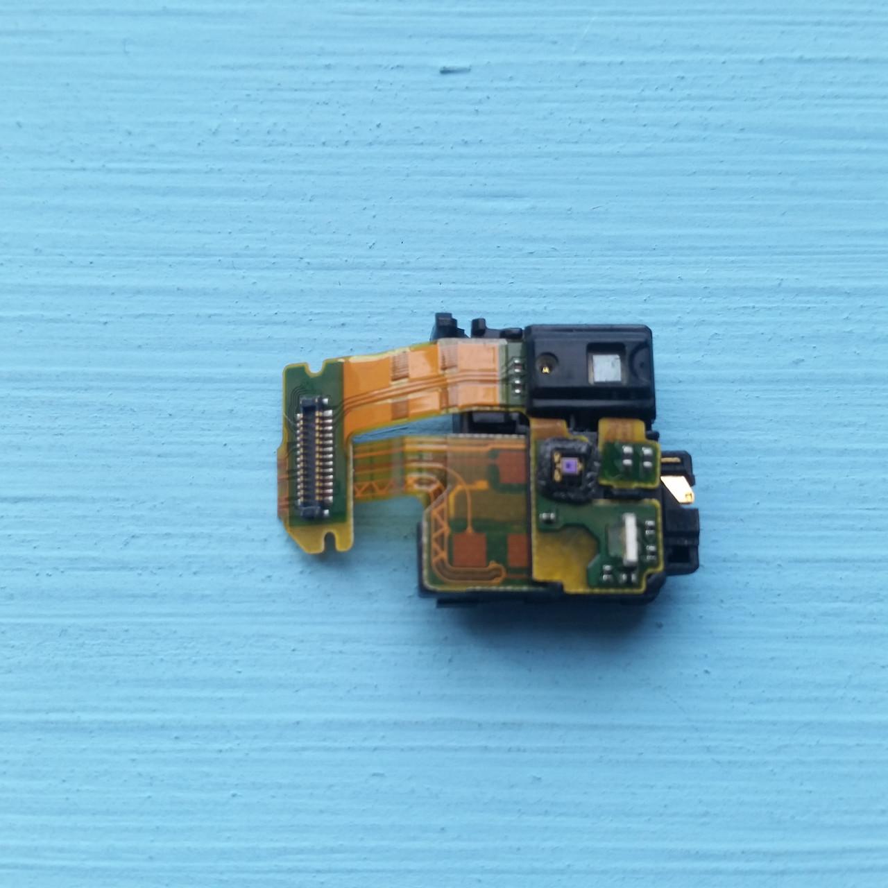 Шлейф для Sony C6602 L36h Xperia Z, C6603 L36i Xperia Z, C6606 L36a Xperia Z, коннектора наушников