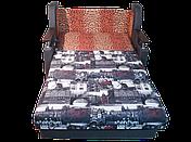 Диван ліжко Березня (Амстердам) 120 Диван з нішею для білизни, фото 3