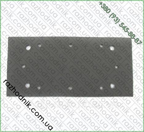 Подошва резиновая в.ш.м, фото 2