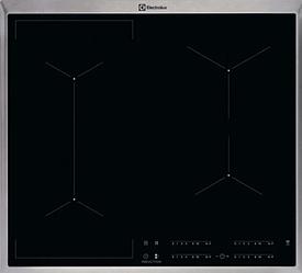 Индукционная плита ELECTROLUX EIV6340X SLIM-FIT
