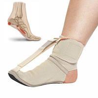 Бандаж голеностопный для лечения пяточной шпоры Страсбургский носок