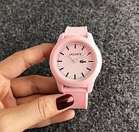 Модные женские стильные наручные часы Lacoste реплика