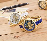 Модные популярные женские наручные часы Geneva