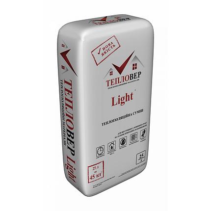Bauwer Light Штукатурка Тепловер Light 7 кг (25 л), фото 2