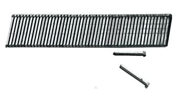 Цвяхи, 12 мм, для меблевого степлера, з шляпкою, тип 300, 1000 шт. MTX MASTER (415129)